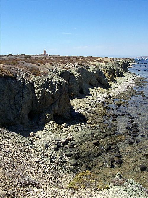 Faro de Isla Planesia
